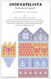 Easy Knitting Patterns for Beginners - How to Get Started Quickly? Knitted Mittens Pattern, Easy Knitting Patterns, Crochet Gloves, Knit Mittens, Knitting Charts, Knitting Socks, Knitted Hats, Crochet Patterns, Fair Isle Chart