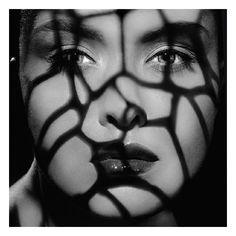 35+ Stunning Eye Make-up Photography Web Design Burn ❤ liked on Polyvore