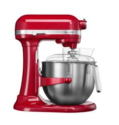 7Qt Heavy Duty Stand Mixer Empire Red
