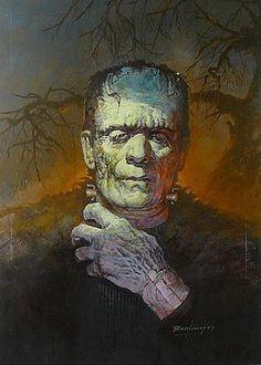 Frankenstein - Hand Up