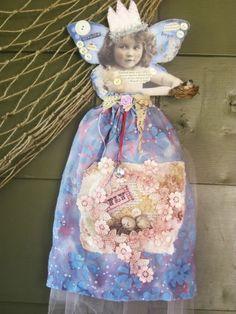 Bella art doll