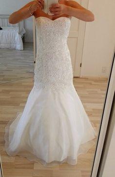 Affinity bridal merenneitomainen hääpuku