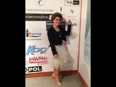Verve Fashion in Fashion Show at Robert Bateman Art Gallery.