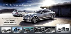 Finlands Mercedes dealer: German cars at its best, find the ultimate driving machine.