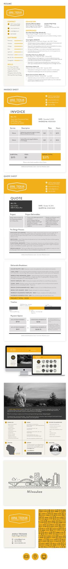 Baselime_invoice_sample Typeface \ Typography Pinterest - freelance graphic design invoice
