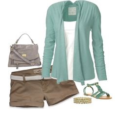 Tiffany blue in your closet