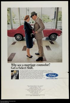 Remember the select shift on the Ford Mustang? #WhiteMarshFord