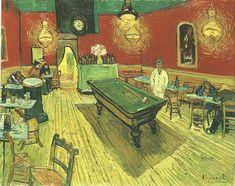 Van Gogh's Night Cafe