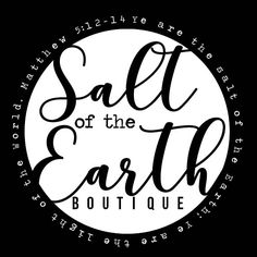 """The Salt of the Earth Boutique was created to help tall women and women everywhere have the modest, stylish clothing that will keep taste in their closets for years to come! Being 5'10"""" myself, I know how hard it is for taller women to find dresses and skirts long enough to stay modest! In today's society, however, it is becoming harder and harder for even average women and plus size women to find modest clothing! That is where Salt of the Earth comes in!"""