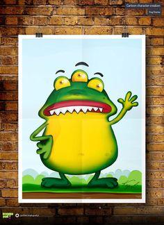#illustrations #drawings #cartoon #illustrator #children #digital drawing #cartoonig #krupa #frog