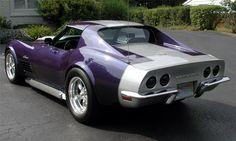 custom 1972 corvette | Barrett-Jackson Lot #1076 - 1972 CHEVROLET CORVETTE CUSTOM COUPE