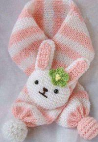 Stretch Kids /Toddler Adjustable Fox Stripe Scarf Hand Knit scarf / Neck warmer Teal or Gray Crochet Baby Shawl, Bonnet Crochet, Crochet Girls, Knit Or Crochet, Crochet Scarves, Crochet For Kids, Crochet Hats, Knitting For Kids, Knitting Projects
