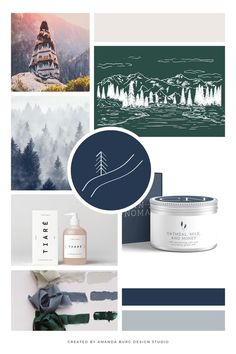 Amanda Burg Design Studio is a web design, and copywriting studio for creatives and small business owners. Soap Packaging, Product Packaging, Blog Design, Web Design, Graphic Design, Branding Design, Logo Branding, Logos, Organic Brand