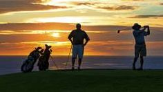 Designed by Jack Nicklaus, Manele Golf Course boasts dramatic, unspoiled natural terrain as a stunning backdrop, and every hole offers majestic ocean views. The winter months bring spectacular sightings of whales right from the fairways.