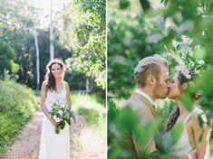 Organic Fruit Farm Wedding: Xanthe + Sam | Green Wedding Shoes Wedding Blog | Wedding Trends for Stylish + Creative Brides