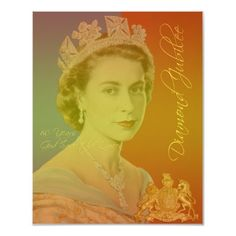 Queen Elizabeth Diamond Jubilee (posters and cards!)