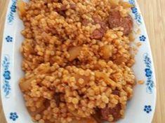 Pásztortarhonya Grains, Rice, Vegetables, Cooking, Recipes, Food, Cuisine, Kitchen, Meal