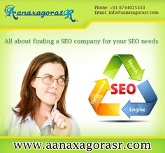 Some important things for consideration would be really helpful while selecting any SEO company for your needs. Read Blog: http://aanaxagorasr.blogspot.in/2015/08/all-about-finding-seo-company-for-your.html #Seo     #Smo