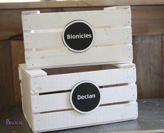 Поделки для дома - деревянные ящики для хранения
