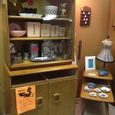 Heywood Wakefield Cabinet We do have the drawer just didn't have it when the picture was taken $249.95