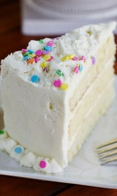 White Chocolate Easter Cake