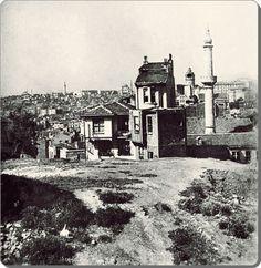 Cihangir, Defterdar Camii - 1940 lar