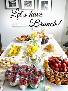 decoridea: Brunch Sofraları