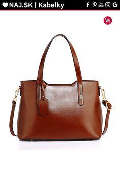 Hnedá trendy kabelka na rameno Nancie Pusheen, Transformers, Spiderman, Kate Spade, Converse, Trendy, Shoulder Bag, Fashion, Spider Man