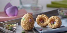 Hidden Surprise Easter Egg Treats™ Recipe | Kellogg's® Rice Krispies®