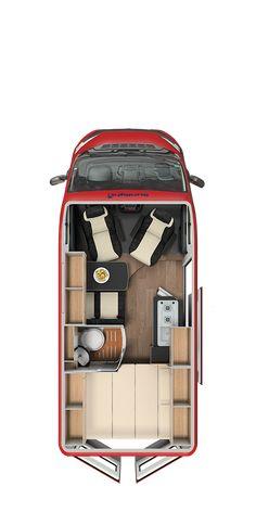 Model overview - Sunlight · Sunlight Van Conversion Interior, Camper Van Conversion Diy, Bus Camper, Camper Life, Rv Campers, Moto Home, Ducato Camper, Vw Crafter, Kombi Home
