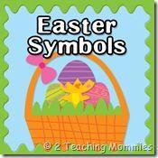 Free Easter Symbols Preschool Unit