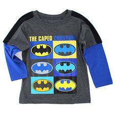 DC Comics Boys Toddler Superman Batman and More Training Pants