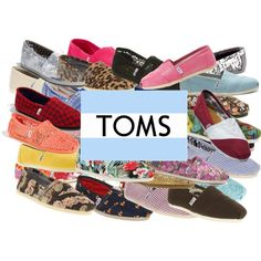 TOMS <3, created by laurendoubleu on Polyvore