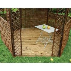 Buy Willow Gazebo Floor at Argos.co.uk - Your Online Shop for Gazebos, marquees and awnings.