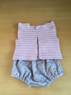 Shorts med vest