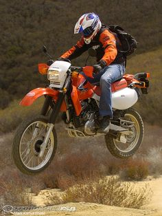 Honda XR650L Motorcycle This is absolutely awesome