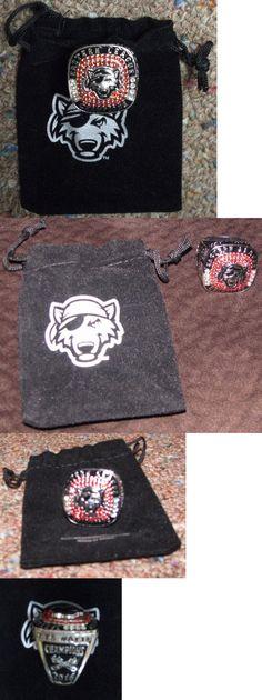 Baseball-Minors 24441: Erie Seawolves Ring Alternative Facts Sga 8 25 17 Brand New! -> BUY IT NOW ONLY: $54.99 on eBay!