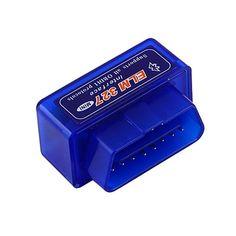 New OBD V2.1 mini ELM327 OBD2 Bluetooth Auto Scanner  #New #Sale #Discount #Buy #Hot #Trend