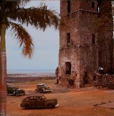 Así es mi país, Panamá: Ventanas del Pasado (Fotos antiguas de Panama): Panamá La Vieja, 1943