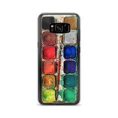 Watercolor Set Samsung Galaxy Case