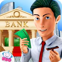 Bank Manager Cashier 1.2 FULL APK  MOD  educational games