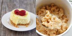 8 besondere Mikrowellen-Gerichte