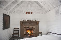 Rustic room in Alabama. Robert Rausch for The New York Times