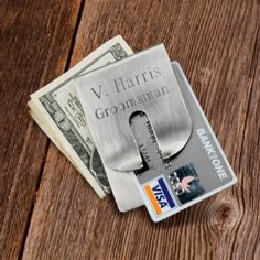 Harrison Clever Money Clip and Wallet | His Life and Style