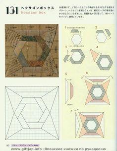 Hexagon box