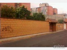 TERRENO EN VENTA MÉXICO, DISTRITO FEDERAL, TLAHUAC  Terreno bardeado, con 27.50 mts. de frente por 20.00 mts. de fondo. véalo y ya dirá usted para que ...  http://tlahuac.evisos.com.mx/terreno-en-venta-mexico-distrito-federal-tlahuac-id-590305