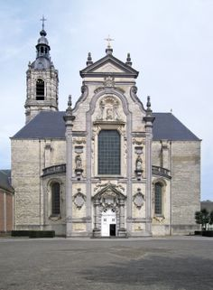 Averbode Abbey is a Premonstratensian abbey situated near Diest (Flemish Brabant), in the Archdiocese of Mechelen-Brussels in Belgium.