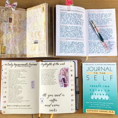 A few of my journals on the go #bujo #bulletjournal #journal