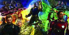 Amazon.fr - Marvel's Avengers: Infinity War - The Art of the Movie - Eleni Roussos - Livres