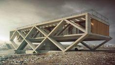 hoodzielec: House no. 145Project and viz.: author